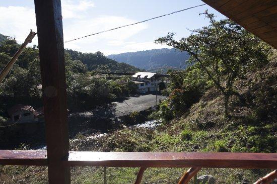 Provincia de Pichincha, Ecuador: espantosa vista desde una cabaña