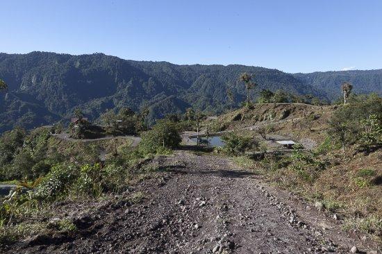 Pichincha Province, الإكوادور: caminos para 4x4 innecesarios