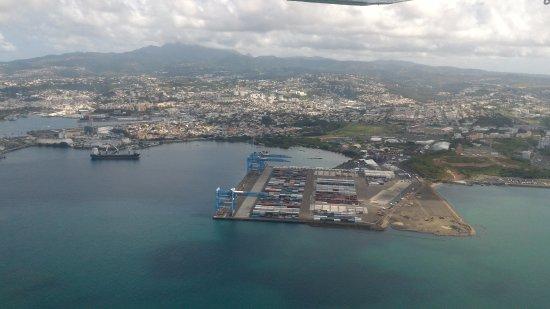 Port De Fort De France Picture Of Acf Aviation Le Lamentin