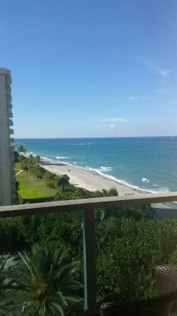 Jupiter Beach Resort: Great weekend vacation!!!