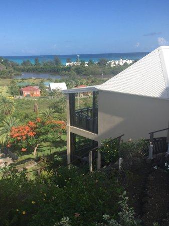 Sugar Ridge: View overlooking beach