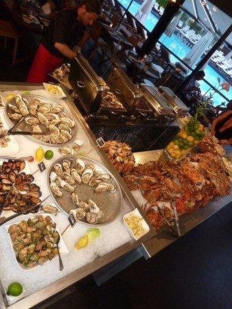 Restaurant Fruits De Mer A Volonte Cap D Agde