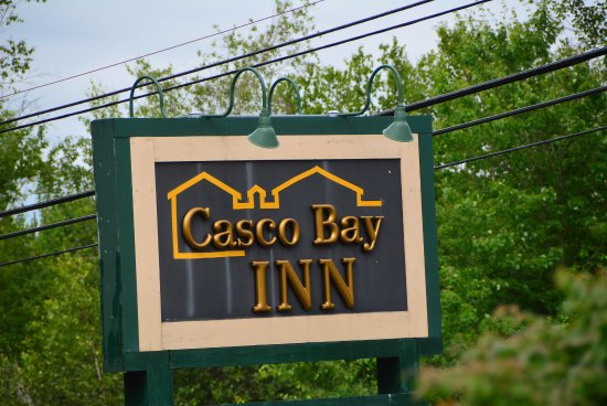 Casco Bay Inn: This is the place!