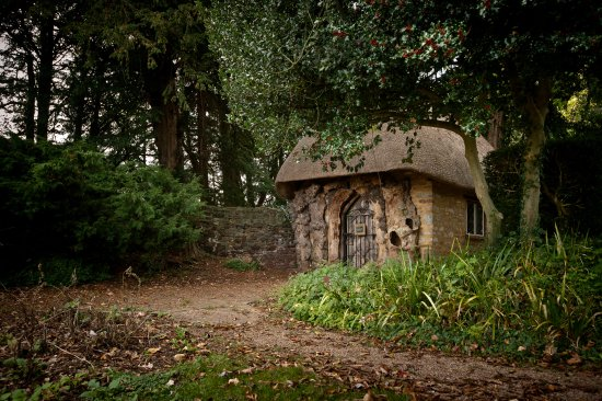 Dr Jenner's House, Museum and Garden: The Temple of Vaccinia