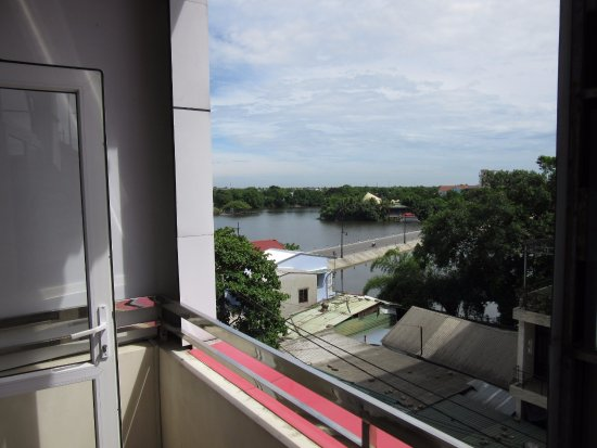 Than Thien Hotel - Friendly Hotel: View from Room 301