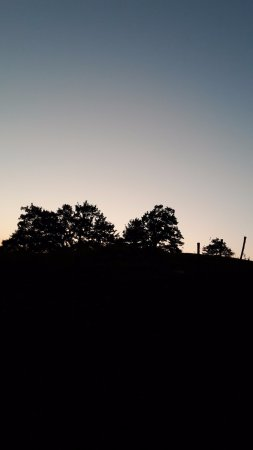 Badia Tedalda, Италия: ..il tramonto