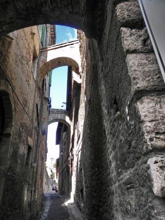 Σπολέτο, Ιταλία: Vicoli