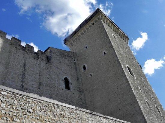 Σπολέτο, Ιταλία: Rocca Albornoz