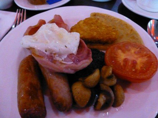 Whitburn, UK: great breakfast