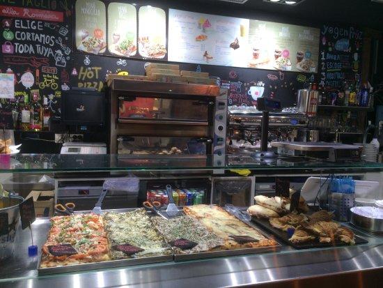 Restaurante yogen fr z espa a en madrid con cocina otras - Restaurante merimee ...