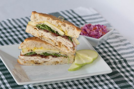 Arden, NC: Sweet & Savory hot sandwich