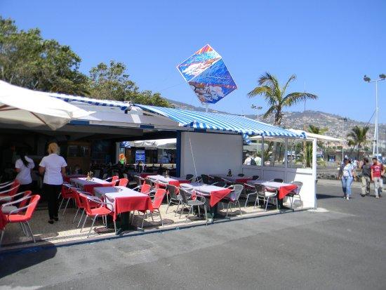 Mar Azul: in der Mittags-Zeit