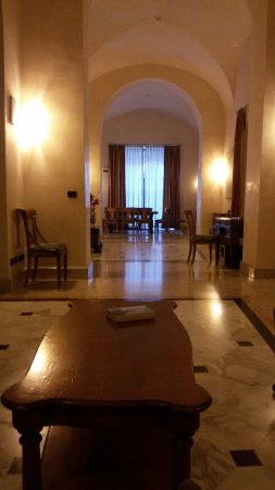 Katane Palace Hotel: Postazione internet