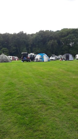 Old bury Hill Camping and Caravanning Club Site