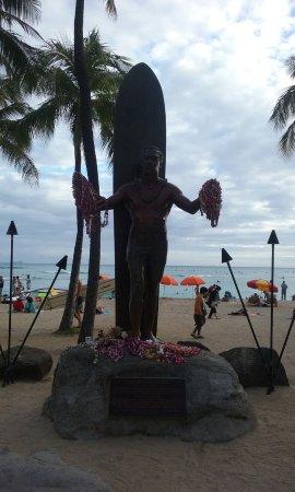 Aston Waikiki Beachside Hotel: Wakiki