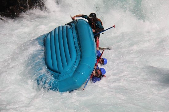 All Adventures Rafting Day Trips: Husum Falls