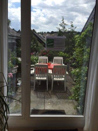 Bornheim, Tyskland: Schöne Dachterrasse!