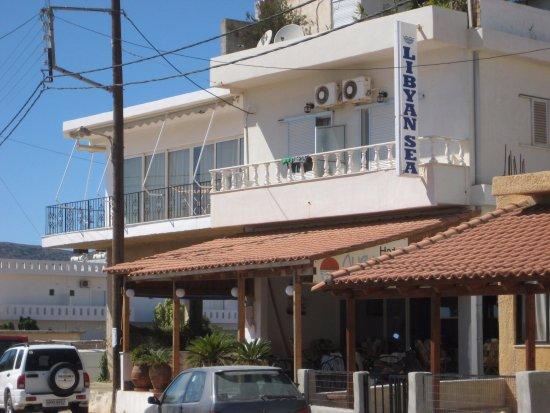 Hotel Libyan Sea