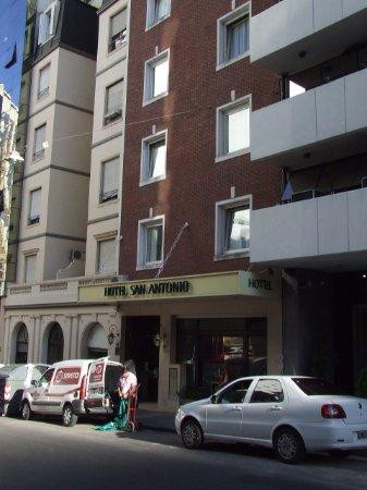Hotel San Antonio Buenos Aires: Building