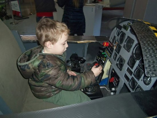 Volandia Parco e Museo del Volo Malpensa: da pilotare