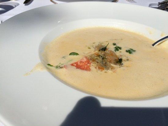 Morschen, Allemagne : Suppe