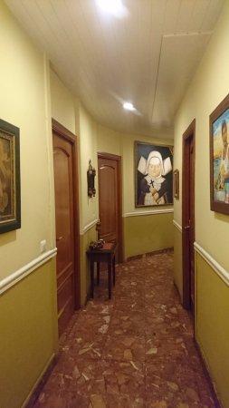 BarcelonaBB: hallway