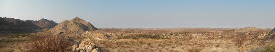 Karibib, Namíbia: Scenic view