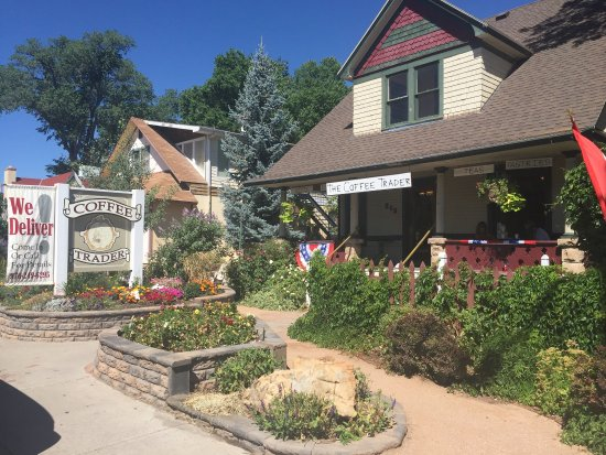 Montrose, CO: Cute coffee house