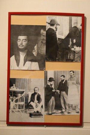 Chateau du Bosc: Many framed family photos