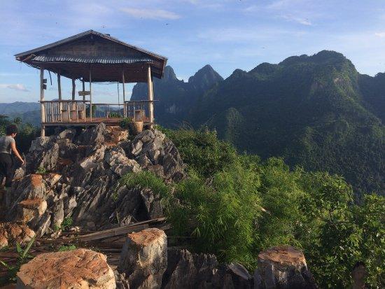 Nong Khiaw, Laos: July 2016, snapshots along the way