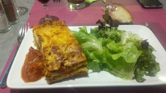 Argentat, Γαλλία: Restaurant Brasserie La Dordogne