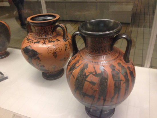 Greek Pottery Picture Of British Museum London Tripadvisor