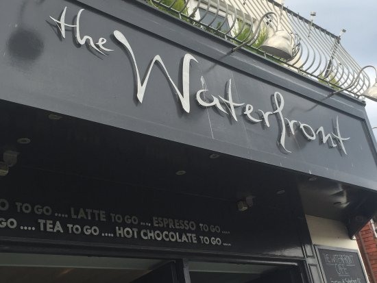 The Waterfront Cafe: photo0.jpg