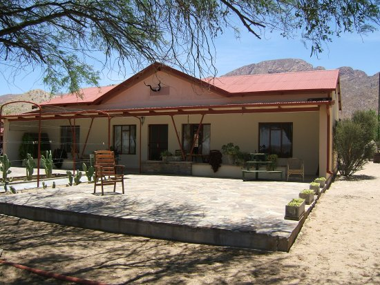 Karibib, Namibia: Farmhouse for selfcatering guests