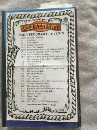 Netcong, NJ: Program of Events