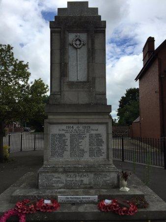 Saint James Church: War Memorial Rawcliffe