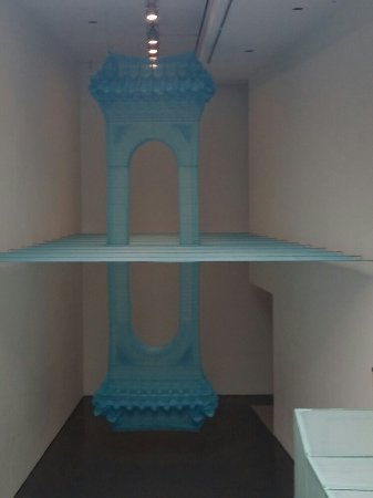 Contemporary Arts Center: Reflection, Do Ho Suh.
