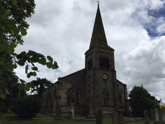 Rawcliffe, UK: St James Church Rawcliffe