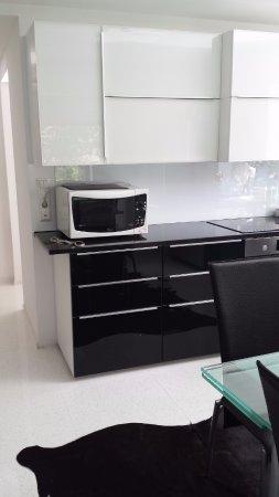 Villa Baneheia: Cozinha