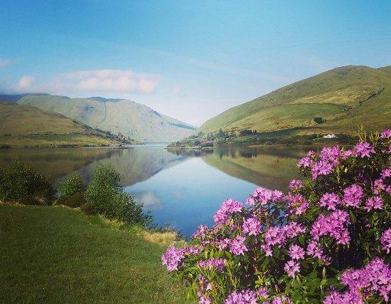 Leenane, Ιρλανδία: Killary Fjord Summer 2016