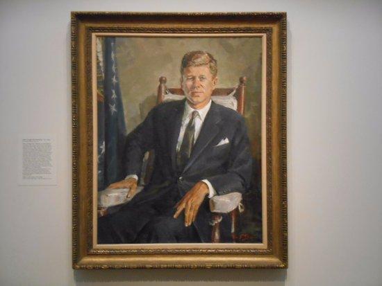 National Portrait Gallery: John F. Kennedy