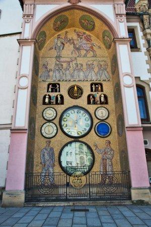 Olomouc, Tsjekkia: Fajna rzecz