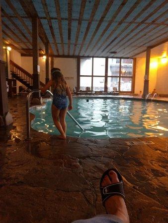 Golden Arrow Lakeside Resort: Indoor pool