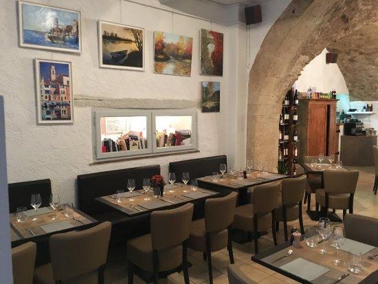 La Tour d'Aigues, Γαλλία: Ô P'tit Chef