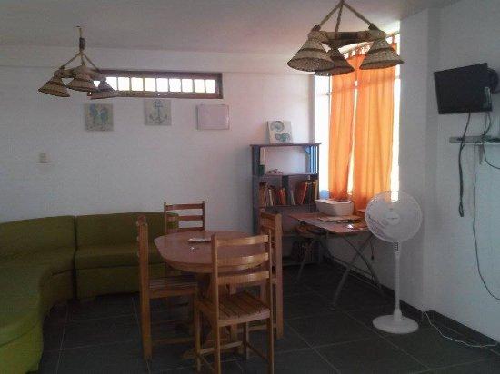 Регион Лос-Органос, Перу: Sala de reuniones y trabajo