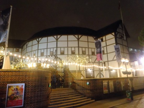 Shakespeare S Globe Theatre Tour And Exhibition With Optional Afternoon Tea