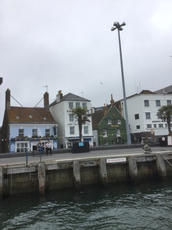 The Dolphin Centre: Have a little bit of shopping then head down to Poole Quay for a more scenic view!
