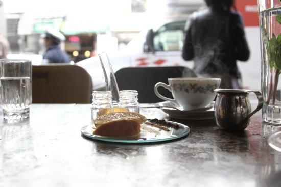 Oficina Latina: Rum, orange, sugar, cinnamon, coffe <3