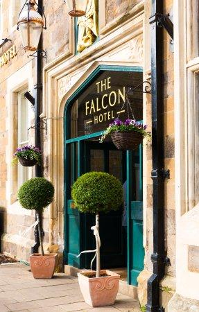 Uppingham, UK: Falcon Frontage