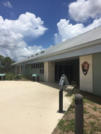Ochopee, FL: Big Cypress Swamp Welcome Center